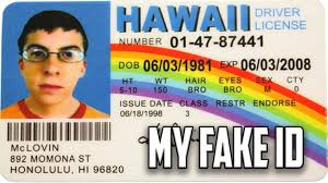 In Fake Id West Consequences Virginia