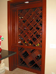 built in wine cabinet. Perfect Cabinet Custom Made Cherry BuiltIn Wine Cabinet In Built