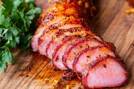 Brined and grilled pork loin roast grilling companion peppercorns, pork loin roast, salt, rosemary, bay leaves, dark brown sugar and 2 more get these exclusive recipes with a subscription to yummly pro. Pork Tenderloin Recipe And Doneness Temps Thermoworks