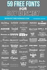 Disney Font Updated 59 Free Disney Fonts November 2019 Edition