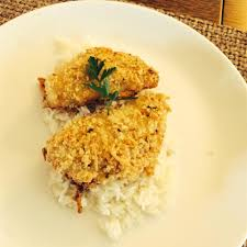 Baked Butter Herb Perch Fillets Recipe ...