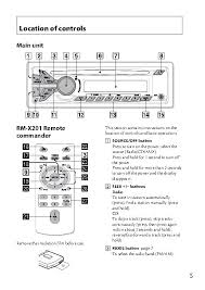 sony cdx gtmp user manual user manual sony cdx gt270mp page