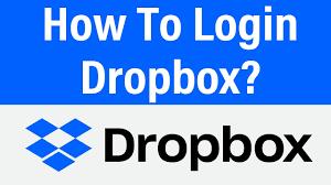 Dropbox Login 2021