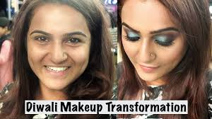 vlog diwali makeup transformation with m a c cosmetics india macdiwali