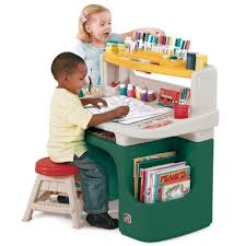 step 2 deluxe art master desk 61 rcuock 2 bkl sl wonderful portrayal activity for toddlers