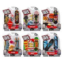 Tech Deck Board Designs Tech Deck 96mm Fingerboard Assorted