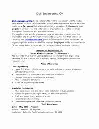 Civil Resume Sample Civil Engineering Resume Template Free