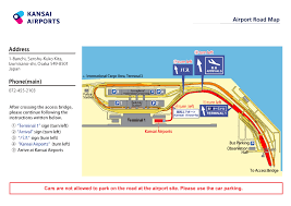 about us|kansai airports airport road map