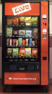 Vending Machines In Schools Custom Fake Vending Machine Dispenses Advice At Schools The Salt Lake Tribune