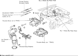 how to replace the spark plugs and ignition wires on a 1993 lexus 2006 lexus gs300 firing order at 2001 Lexus Gs300 Spark Plug Wire Diagram