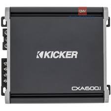 kicker cxa600 1 600 watts rms class d monoblock amplifier kicker cxa600 1 monoblock amplifier top