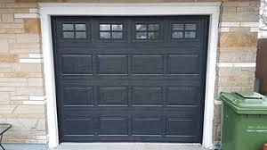 black garage doorKBI Garage Door Service  Garage Doors  Door Openers  Halifax