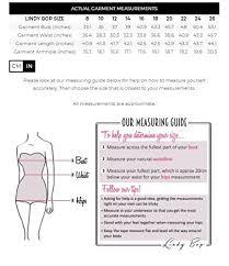 Lindy Bop Size Chart Lindy Bop Valerie Cream Butterfly Print Swing Dress
