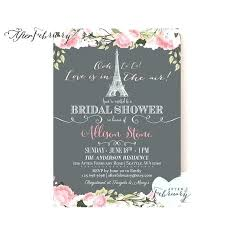 Bridal Shower Template Amazing Amusing Bridal Shower Invitations Etsy Invittion Invitation Template