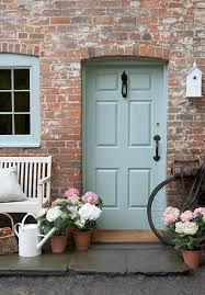cottage style front doorsCurb Appeal Cottage Style Front Doors  Apartment Therapy
