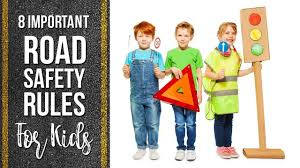 How To Teach Road Safety Traffic Rules To Kids