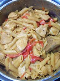 creamy one pot cajun en pasta syn free slimming world recipe healthy