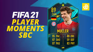 How to complete Thomas Muller FIFA 21 Player Moments SBC - Dexerto