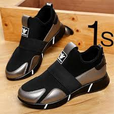 Women's sneakers shoes 2019 <b>spring and</b> autumn new elastic sets ...