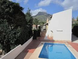 3 Schlafzimmer 2 Bäder Privater Pool Wintergarten Wlan Für 6 Perso Calp