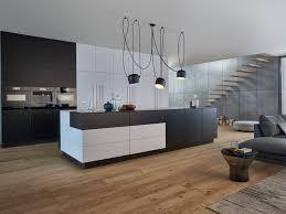 kitchen island integrated handles arthena varenna: kitchen with island bondi classic fs leicht ka   chen