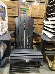 incredible leisure line folding adirondack chair leisure line classic adirondack chair costcochaser