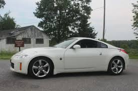 nissan 350z white. Wonderful White 2008 Nissan 350Z White 6 Speed HR Motor NO Accidents Or Paint Work  For 350z White A