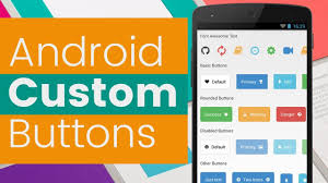 How To Design A Button In Android Custom Button In Android Fastest Way To Design Android Button With Step By Step Tutorial
