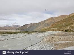 Barren mountain landscape near the Rongbuk Monastery, Himalayas, Tibet,  China, Asia Stock Photo - Alamy