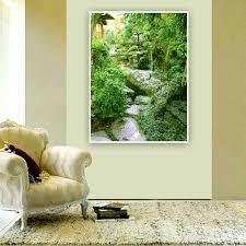 ... Lovely Decoration Feng Shui Wall Art Photography 8 X 10 Modern Decor ...