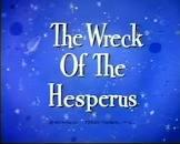 Mannie Davis The Wreck of the Hesperus Movie