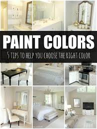 how to choose paint colorsLiveLoveDIY How To Choose Paint Colors 5 Tips To Help You Decide