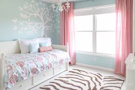 ... Incredible A Girls Room Blue And Pink Girls Room ...