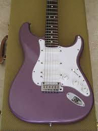 xhefri s guitars fender stratocaster plus series there was never a jeff beck proto type that hit the market custom shop or no custom shop except this one model that some lucky person ended up
