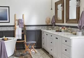bathrooms remodel. Designer Bathroom Makeover In Relaxed Traditional Style Bathrooms Remodel M