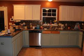 chalk paint kitchen cabinets picture