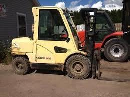 best images about forklifts trucks diesel 2004 hyster h100xm heavyequipmentregistry com heavy equipment