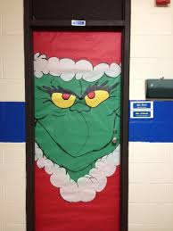 Classroom Christmas Door Decorating Ideas