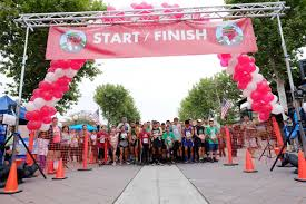 the 2017 strawberry stomp follows the path of the strawberry festival in garden grove on may 27 city of garden grove photo