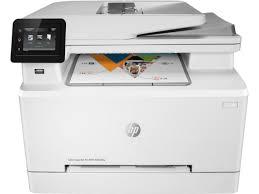 <b>МФУ HP Color LaserJet</b> Pro M283fdw | HP® Russia