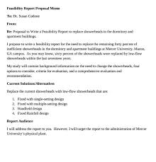 11 Proposal Memo Examples Samples Pdf Word Pages Examples