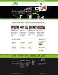 Large Format Digital Printing Website Design