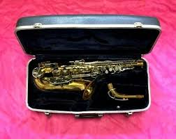 Bundy Saxophone Serial Number Chart Alto Vintage Selmer Bundy Ii Alto Saxophone