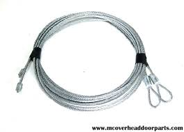 garage door wireGarage Door Cables for 7 ft High Door with Torsion Springs