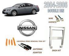 2004 nissan maxima dash kit ebay 2004 Maxima Stereo Wiring Harness new 2004 2006 nissan maxima car stereo install dash kit, with wire harness ( 2004 maxima bose wiring diagram