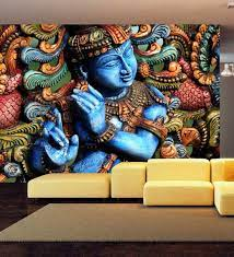 Buy Blue Non Wooven Paper 3D Lord ...