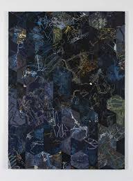 L blue N black I green M orange K violet Jonathan VanDyke