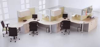 decorate your office at work. Inspiring Office Work Stations For Your And Home Decor Ideas: Modular Decorate At
