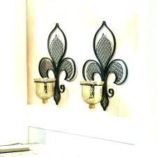 decorative wall sconces shelves decorative wall sconces candle holders decorative wall