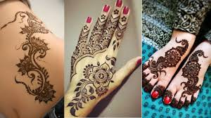 New Mehndi Design 2017 Latest Top And Latest Mehndi Designs 2017 Beautiful Girls Latest
